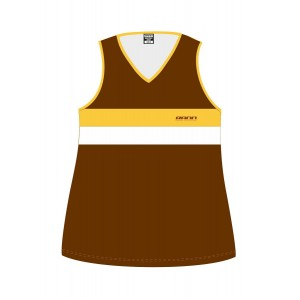 Jersey Attack Brown