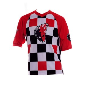 Jersey Chess Red