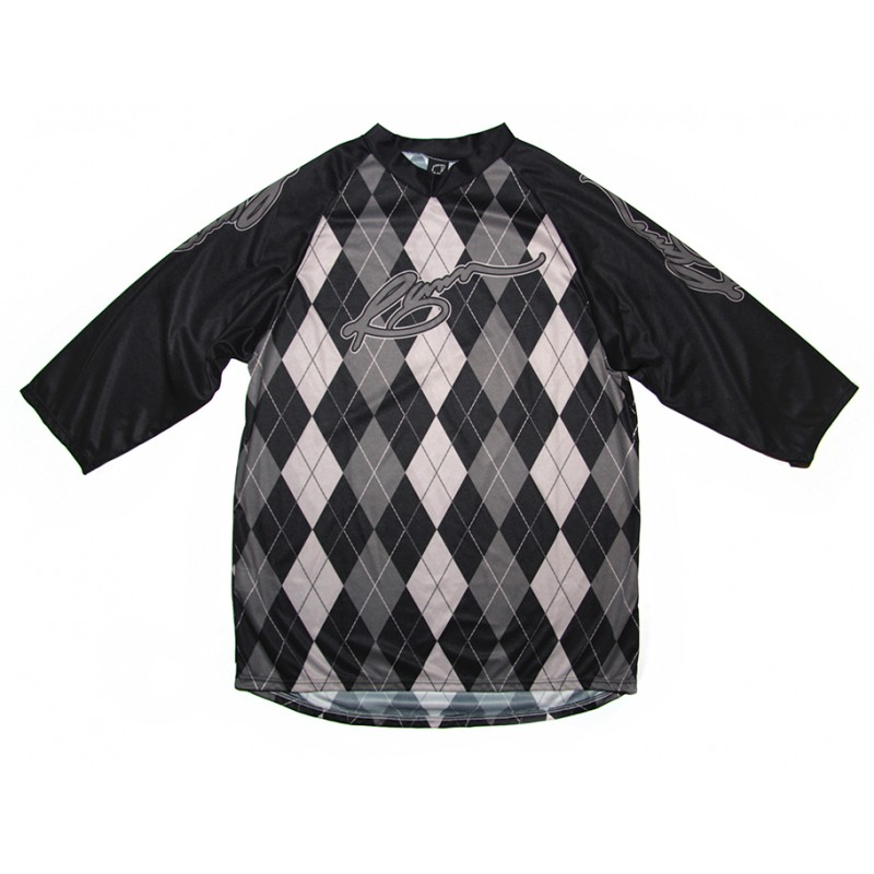 Jersey Diamond Black