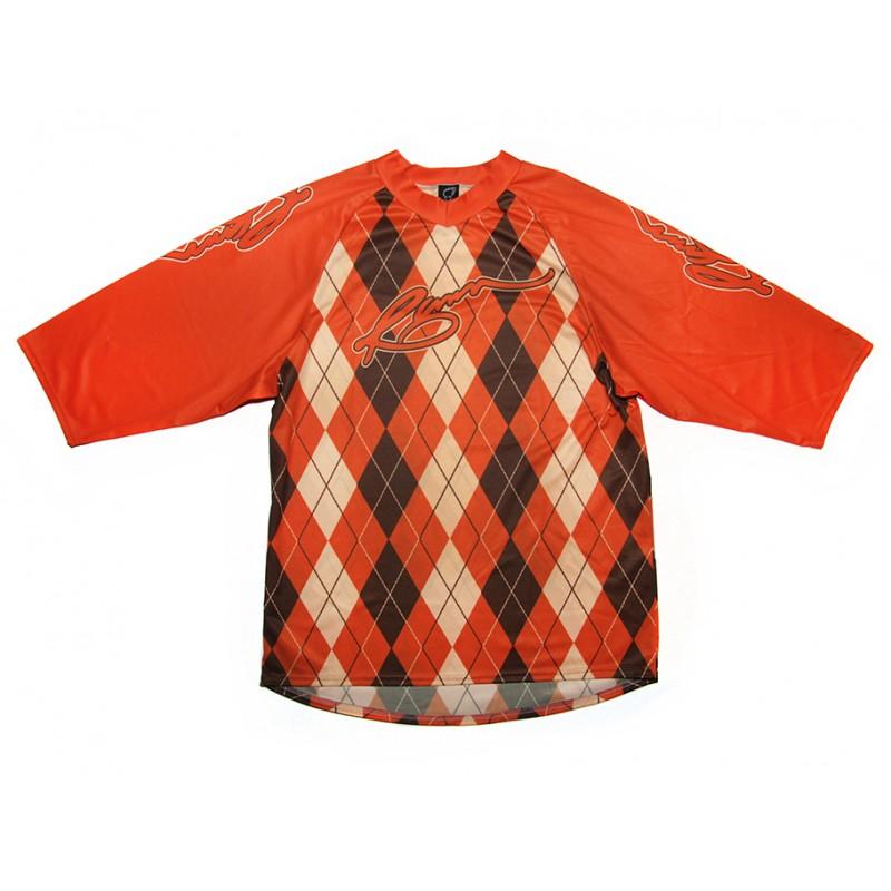 Jersey Diamond Orange