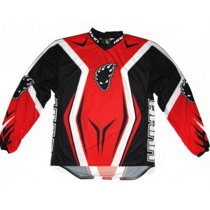 Jersey Ride Red