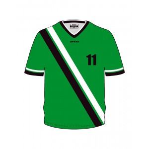 Jersey Eleven Green