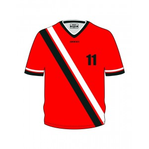 Jersey Eleven Red