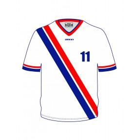 Jersey Eleven White