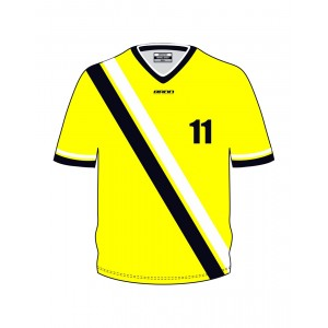 Jersey Eleven Yellow