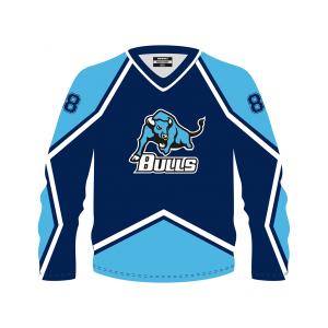 Jersey Bulls Blue